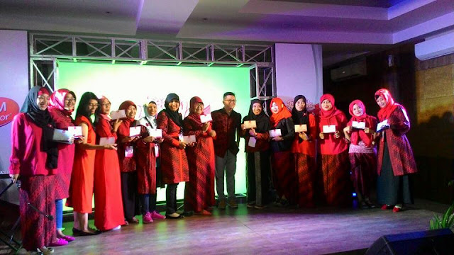 Gala Dinner Di The Westlake Resort Yogyakarta.