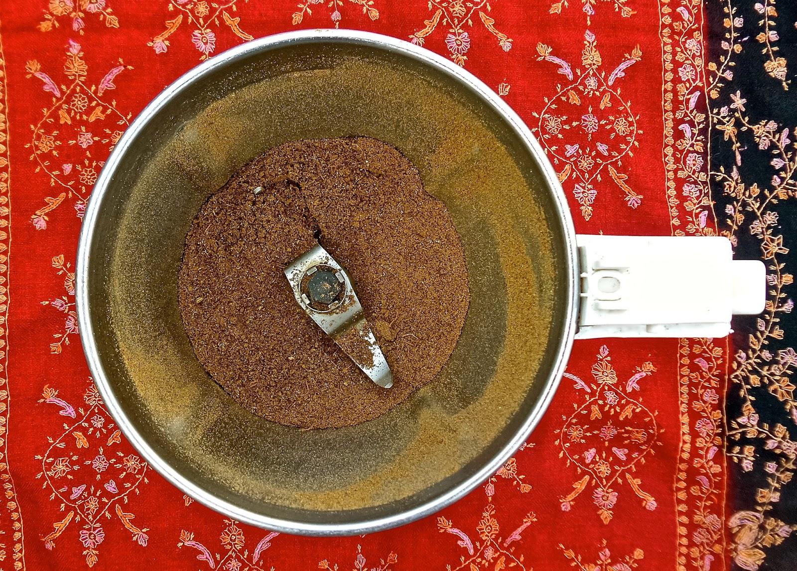 how to use garam masala