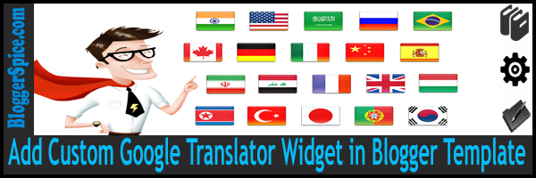 translator widget