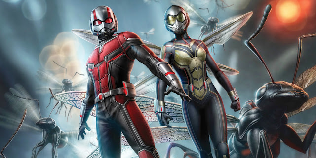 Ant-Man, The Wasp and Crew