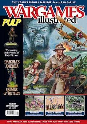 Wargames Illustrated 359, September 2017