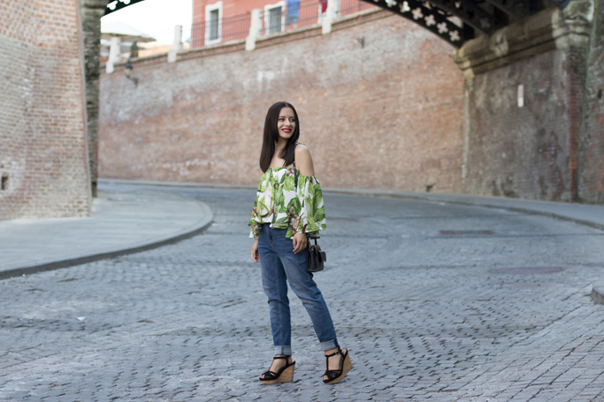 vision on fashion summer look