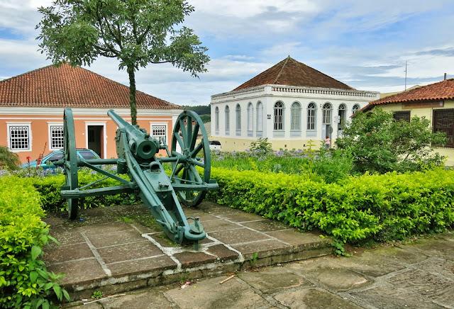 Centro Histórico da cidade da Lapa, no Paraná