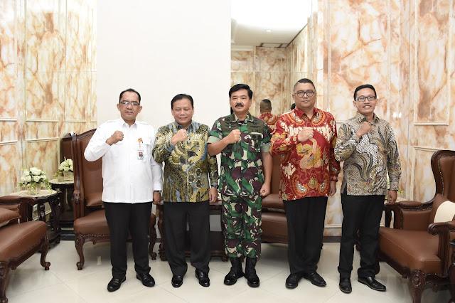 TNI Siap Dukung Bawaslu Pada Pileg Dan Pilpres
