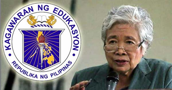 Secretary Briones: Changes in PH education cannot wait