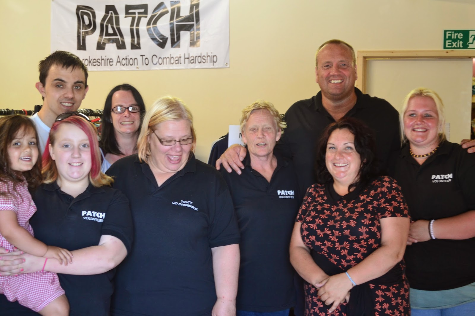, Retail Royalty Challenge- Helping PATCH Charity