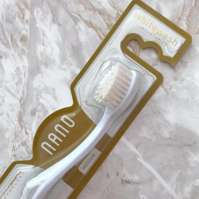 Nano Intensive Whitening Toothbrush