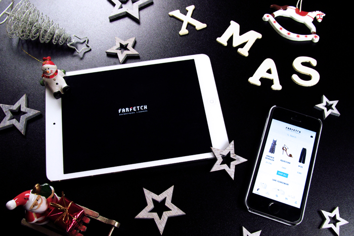 Discover the FARFETCH App + Festive GIVEAWAY