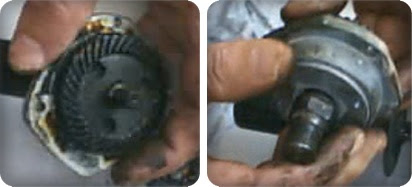reductor polizor unghiular