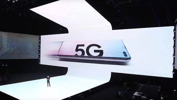 Samsung Galaxy S10 5G akan diluncurkan di Inggris pada 7 Juni