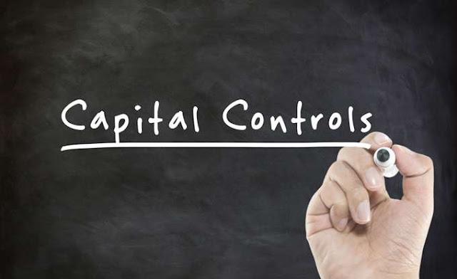 Χαλάρωση των capital controls για επιχειρήσεις