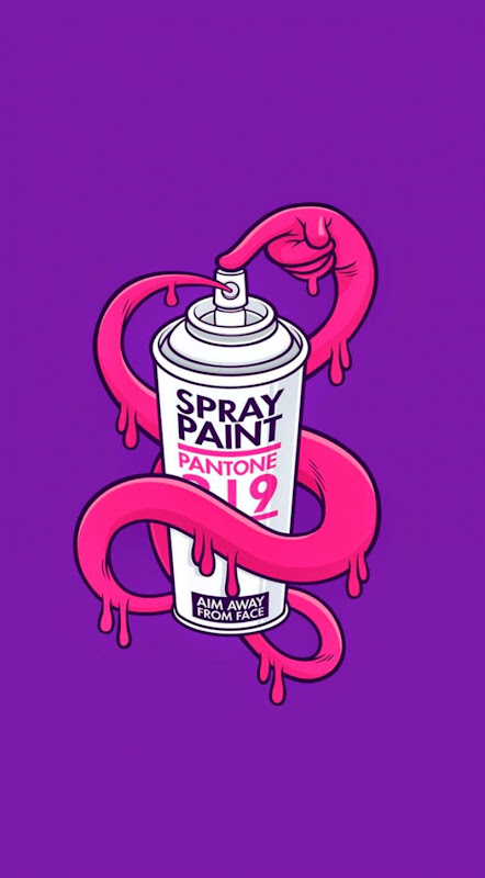 Graffiti Spray Collection Hd For Wallpapers Design Rumah Minimalis