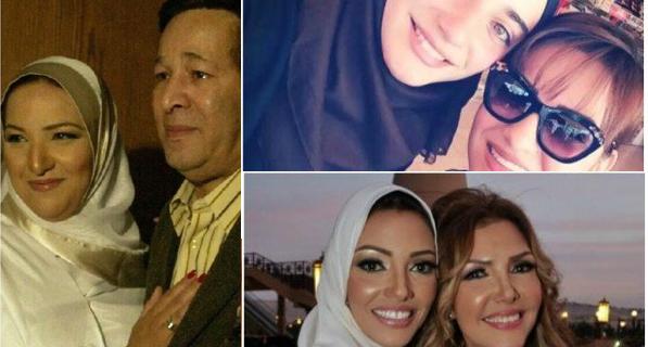 صور بنات المشاهير فضلن الحياة الطبيعية عن الشهرة واخترن الحجاب.. شاهدوا جمالهن
