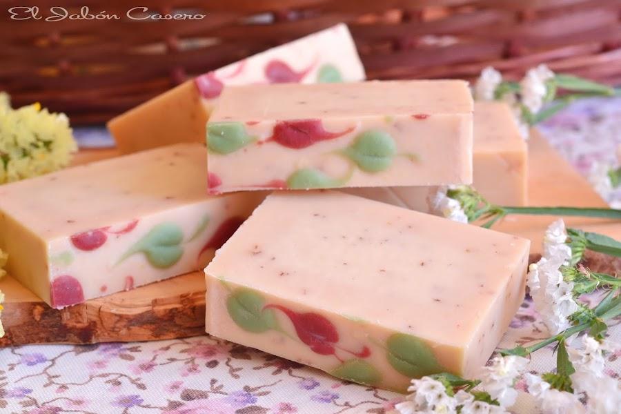 jabones naturales de yogur detalles de boda