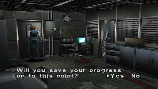 Download Dino Crisis 1 PC Games Gameplay