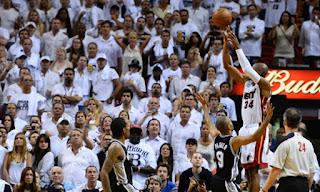 BALONCESTO (Finales NBA 2013) - Game 6: Miami fuerza el séptimo partido tras vencer en la prórroga