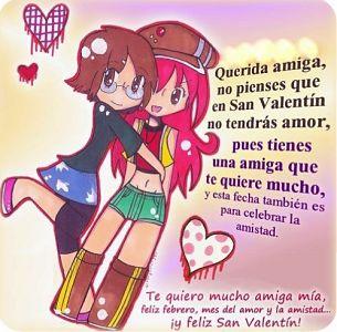 Imágenes de San Valentín para amigos