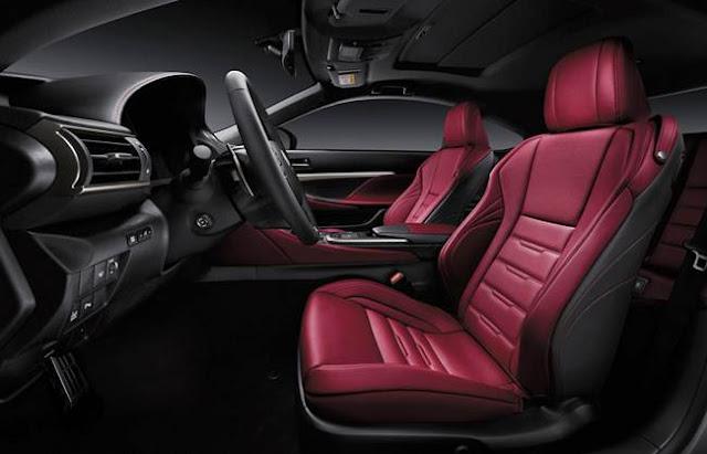 2017 Lexus RC 350 F Sport Price
