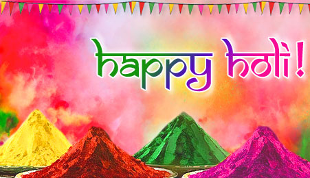 Holi SMS Messages Status In Hindi