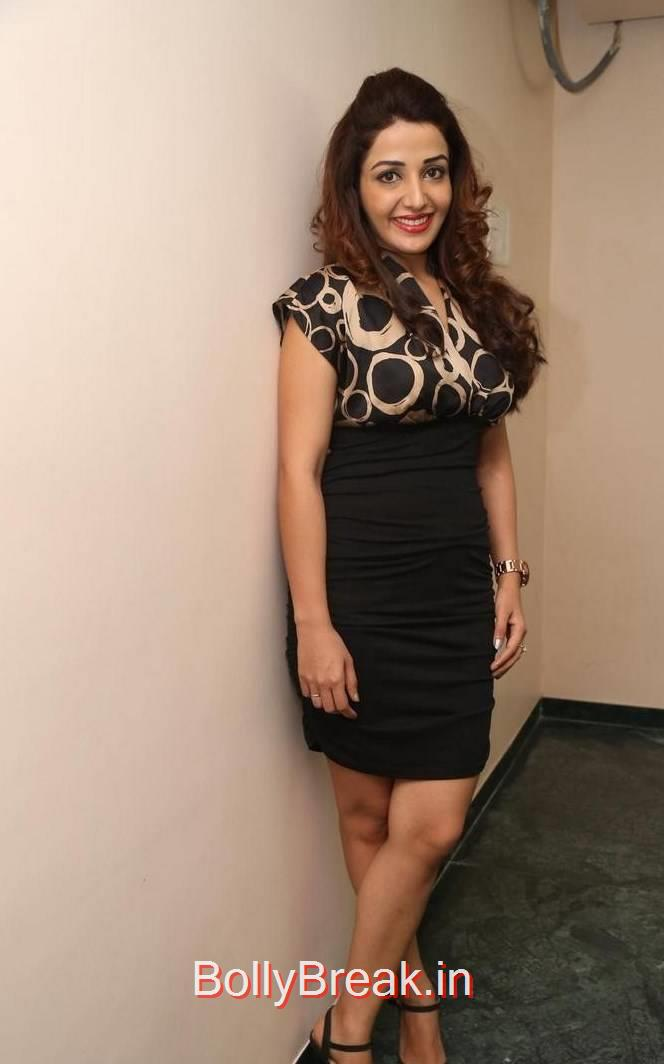 Sonia Mann Photo Gallery with no Watermarks, Sonia Mann Hot Pics from Dhee Ante Dhee Release Date Press Meet
