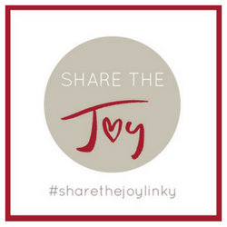 Share The Joy Linky @ Ladybug Home