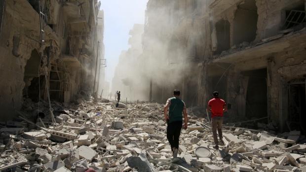 Solução política para a guerra síria pode não ser possível - MichellHilton.com