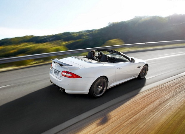 Jaguar Xkr S Fastest Open Roof Car Audio Cars Mobile