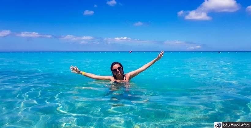 Playa Kenepa Grandi - Praias de Curaçao: guia com melhores praias