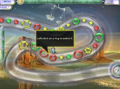 星座指環(Cosmic Stacker),好玩的休閒消除遊戲!