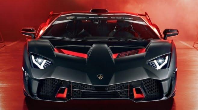 Lamborghini SC18 Alston, un modello da strada.