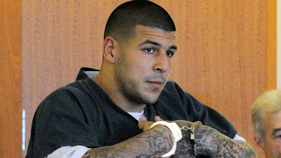 Aaron Hernandez suicide note to fiancée revealed by Mass. court : 'You're rich'