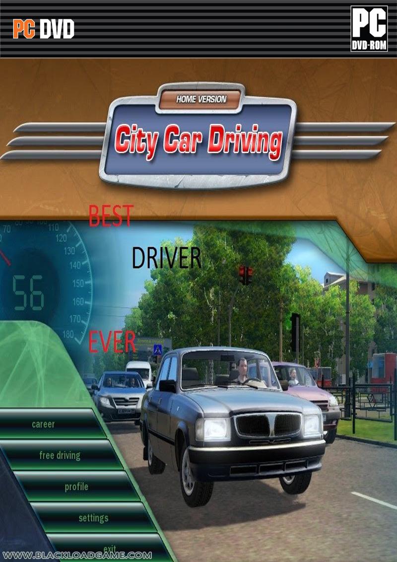 City Car Driving 3 1gb Hdd