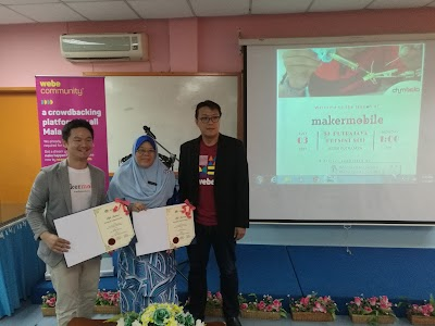 Maker Mobile Sets to Inspire Malaysian Students Nationwide