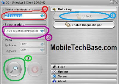 zte modem unlocker software tutorial
