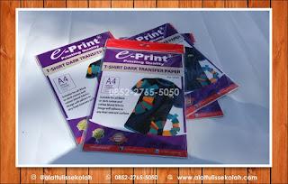 Transfer Paper Dark | +62 852-2765-5050