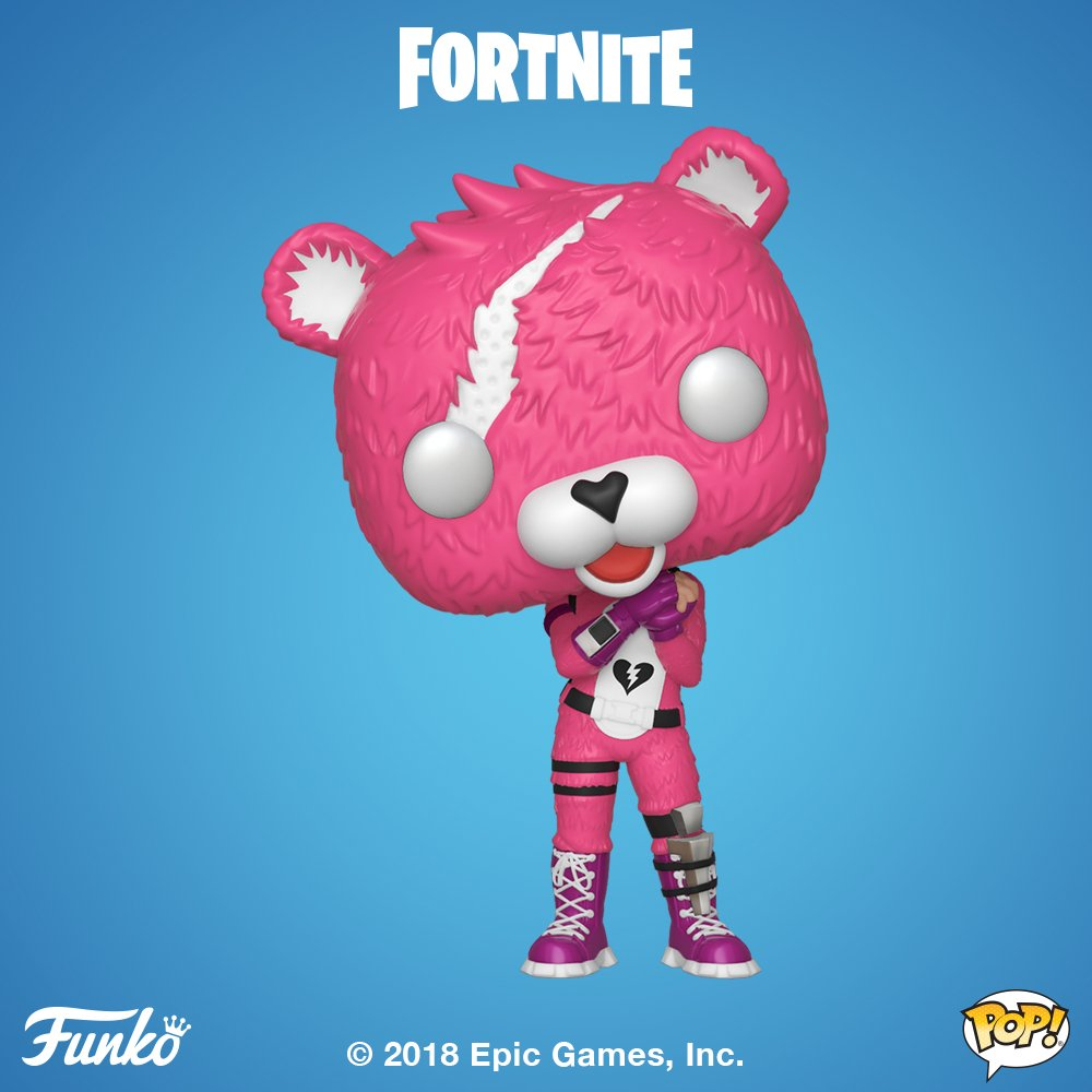 Fortnite Popvinyls Keychains From Funko For November Release