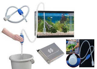 Cleaner Aquarium Water Changer Pump