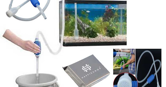 Cleaning Of Aquarium More Convenient