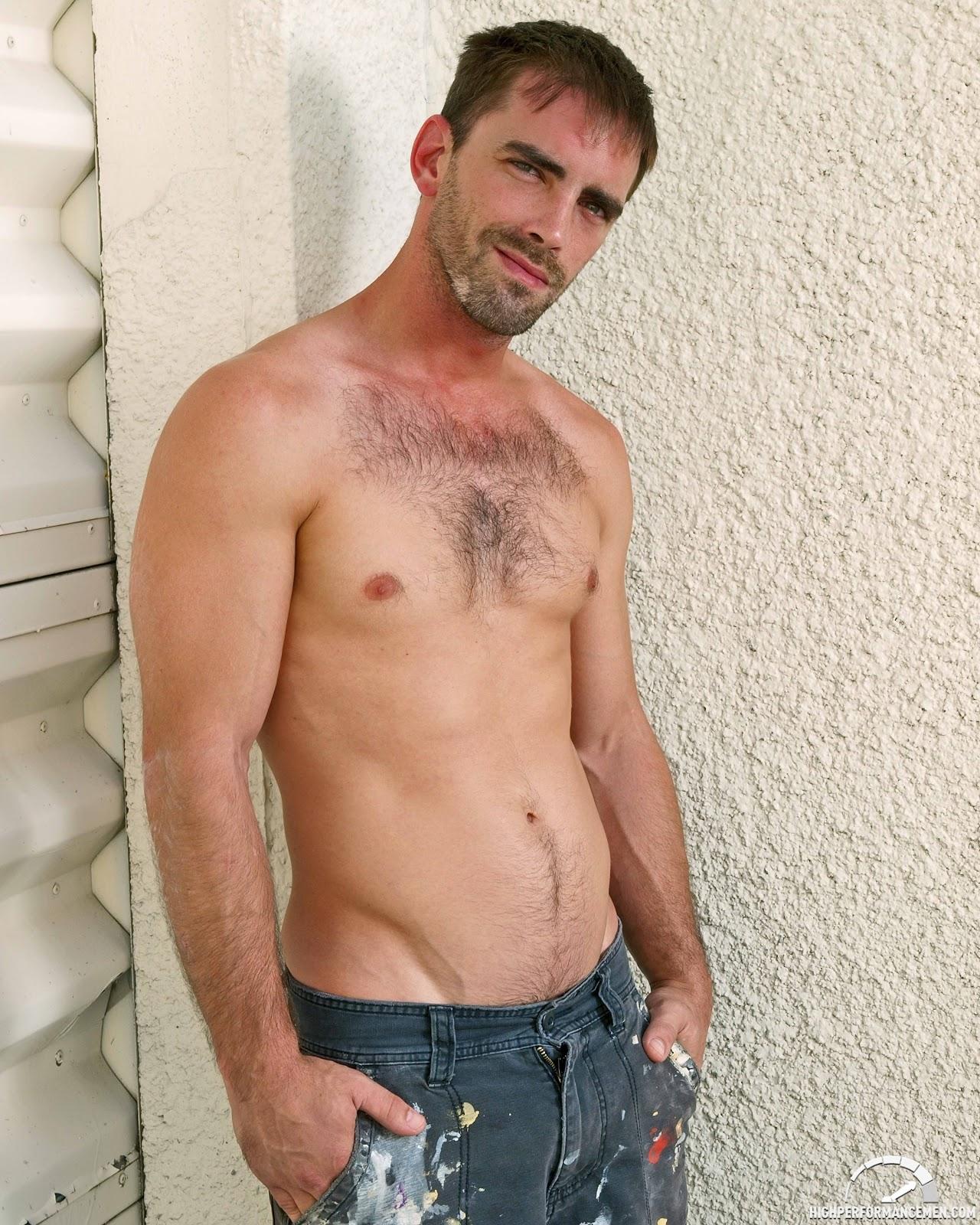 Gay porn star parker naked