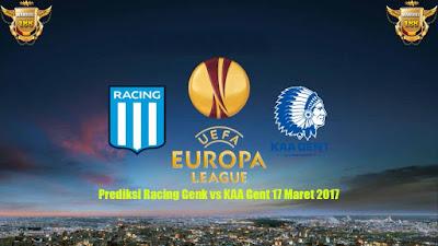 AGEN BOLA - Prediksi Racing Genk vs KAA Gent 17 Maret 2017