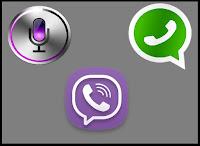 Звонки через Siri в Viber и WhatsApp
