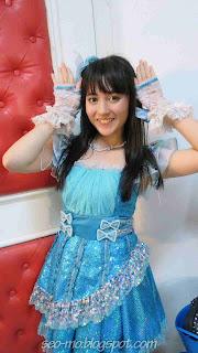 Photo lucu Nabilah Ratna Ayu JKT48