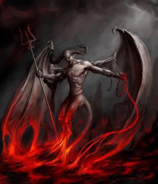 Bildergebnis für king of hell demonic lucifer images