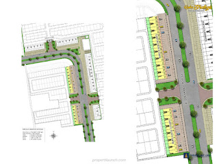 Siteplan Ruko Sorrento Junction