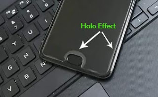 Halo Effect Screen Protector
