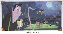 Pete Oswald Illustration Cartoon