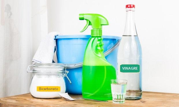 vinagre limpar casa
