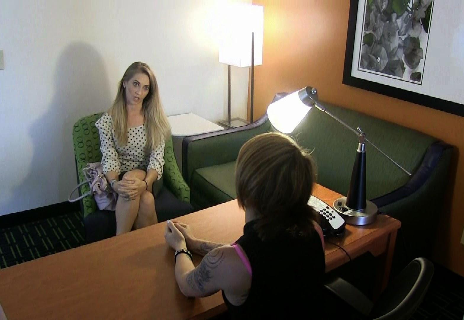 Fetish Auteur Bek Stripped Naked At Job Interview-2623