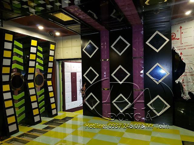 giá làm phòng karaoke tại Dakmin