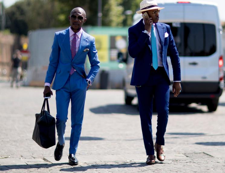 Moda Masculina  O Melhor do Street Style durante a 92ª edição da Pitti  Uomo.
